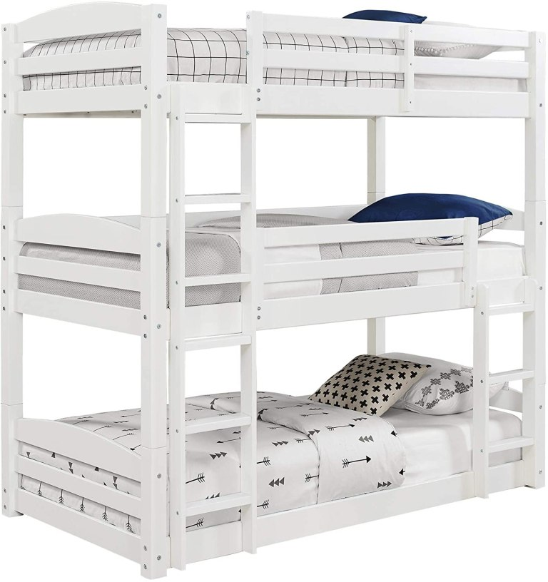 dorel-living-triple-bunk-bed-white