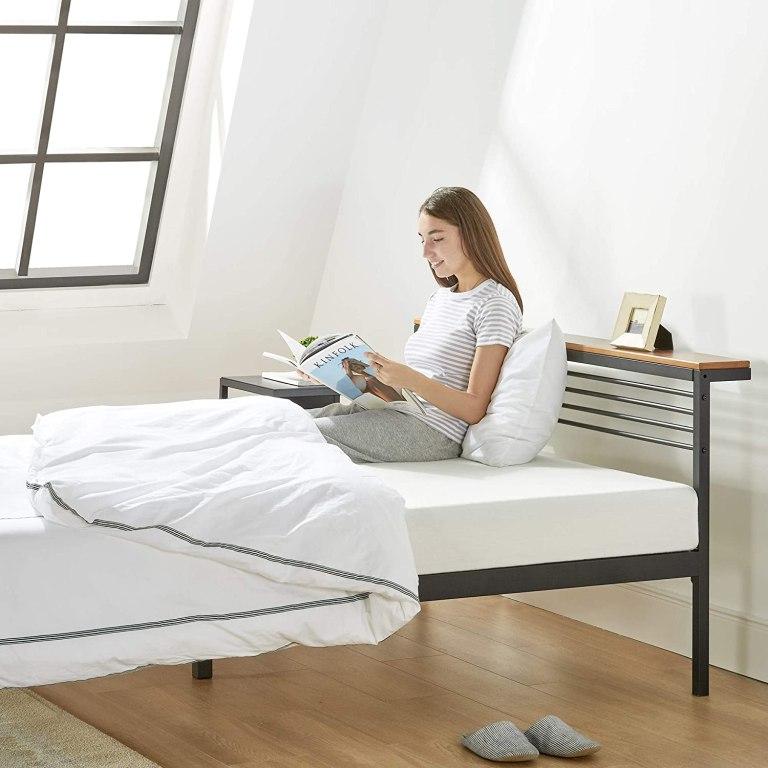 minimal-shelf-bed-frame