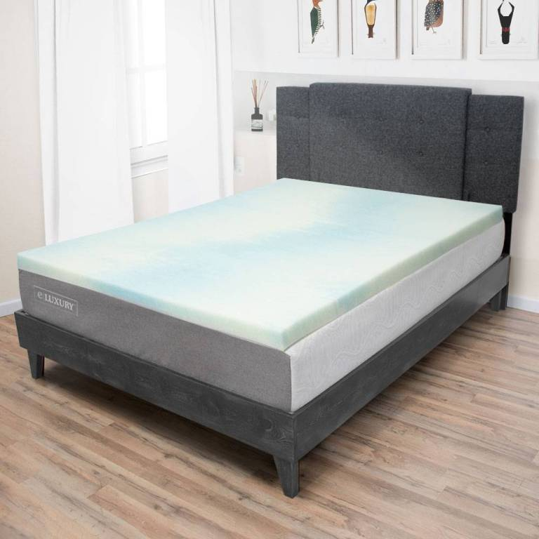 mattress-topper-on-bed