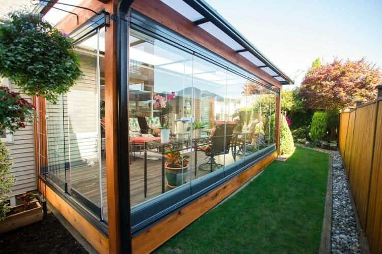 would a glass sunroom benefit your home