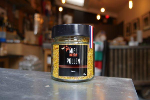 Photo pollen sec