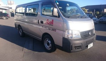 Minibus Rental from Abell Rentals