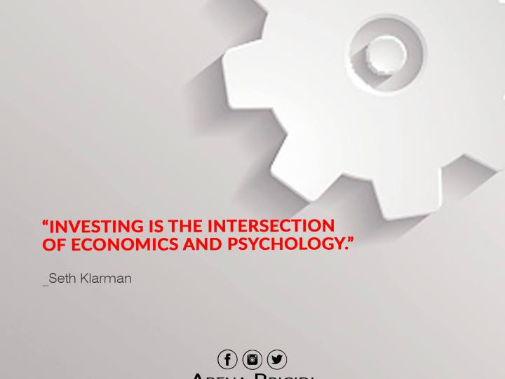 Investing = Economics + Psychology