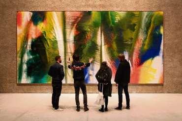 Kunst öffnet Türen