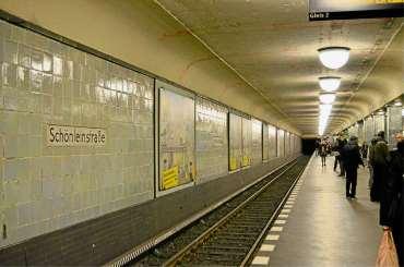 Abschied von der Grusel-Station
