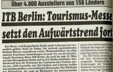Messeplatz Berlin unter den Top-Ten