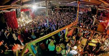 Festsaal Kreuzberg macht wieder Party