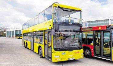 BVG macht Busse fit