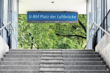Platz der Luftbrücke soll wieder attraktiver werden