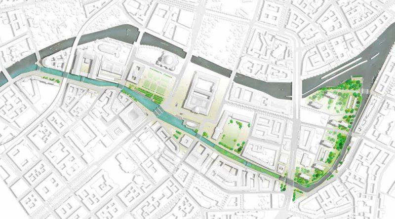 Grünes Licht für Spree-Flussbad