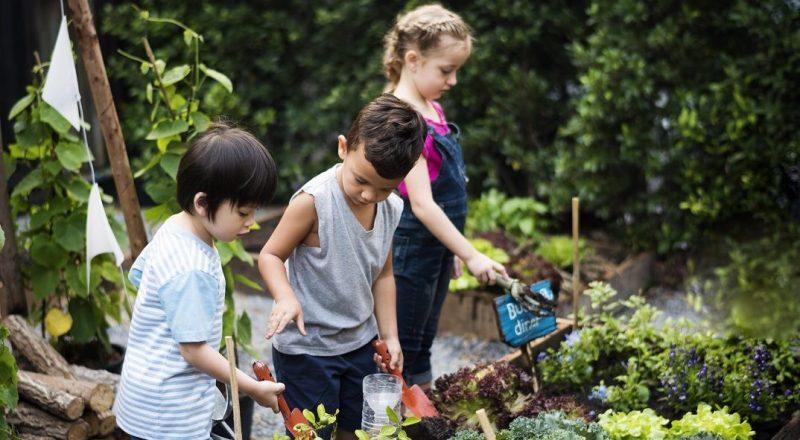 Gartenarbeitsschule feierte Jubiläum