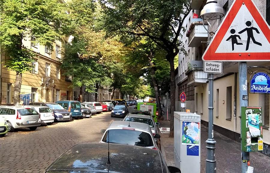 Farradfreundliche Donaustraße: Asphalt statt Pflaster
