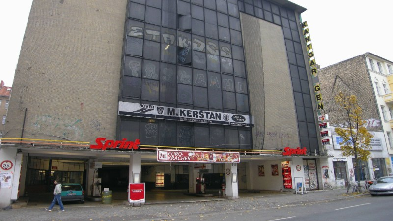 Grünes Licht für Umbau der Kant-Garagen