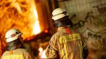 Marzahn-Hellersdorfer Feuerwehren im Stress