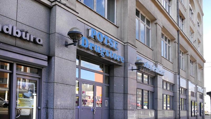 Potse und Drugstore kämpfen