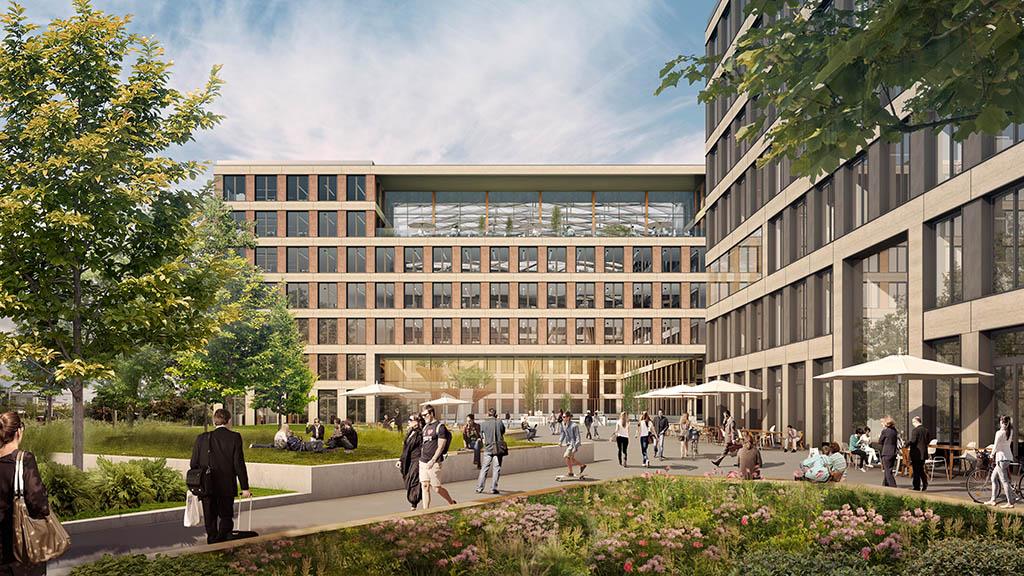 Holz-Hybrid erobert Berlin