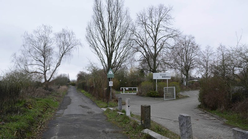 Keine Stichstraße durch die Marienfelder Feldmark