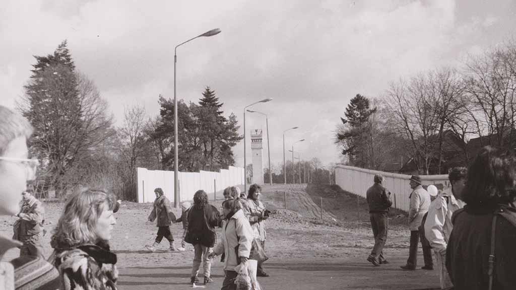 Berlin-Hermsdorf: Wie die Reinickendorfer mit der Mauer lebten