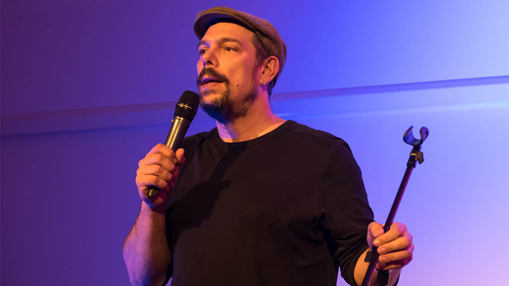 Berlin-Köpenick: Poetry Slam in Adlershof
