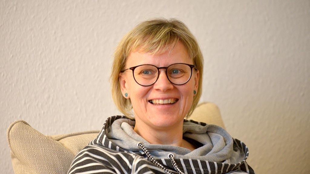 Vier gegen die Pfunde: Bianka präsentiert ihren Einkauf
