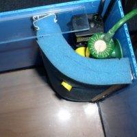 Günstig filtern, Bauanleitung für einen Eck-Mattenfilter (HMF)