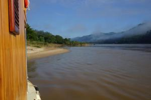 Flusskreuzfahrt auf der Mekong Pearl, Laos
