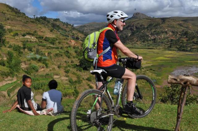 Madagaskar,Biketour, Gerhard von Kapff
