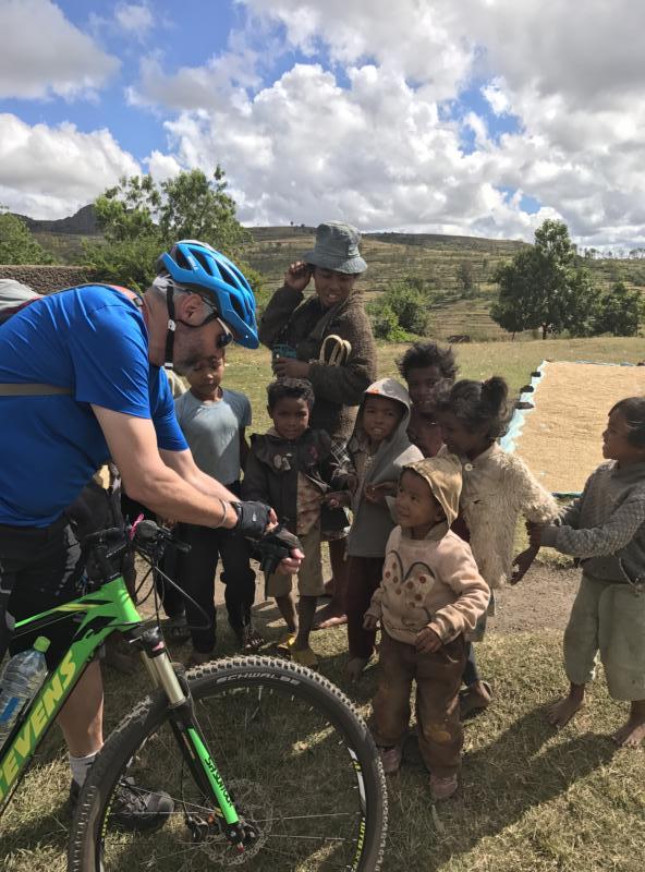 Madagaskar,Biketour, Urs Heini