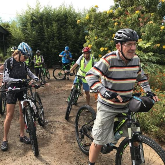 Madagaskar, Mountainbike, Gerhard von Kapff, Veranstalter Klaus Sperling