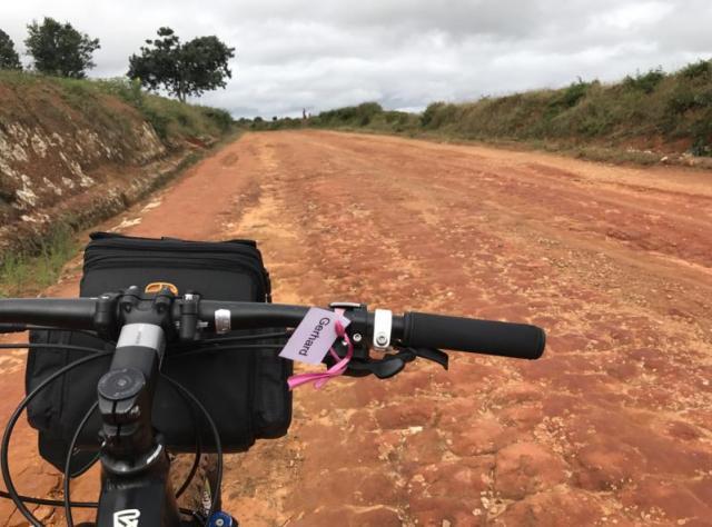 Madagaskar, Biketour, Mountainbike, Mountainbiketour, Klaus Sperling, Hauser-Exkursionen, Gerhard von Kapff