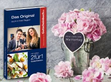 Gutscheinbuch Muttertag