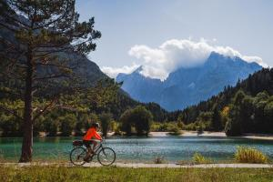Biken in den julischen Alpen
