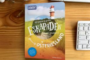 Buchtipp: Eskapaden in Ostfriesland. Von Andrea Lammert.
