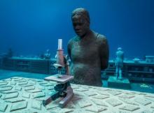 Unterwasser-Museum Australien Queensland