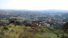 Der Blick über Atibaia