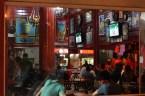 Eine Simpsons Bar in Brasilia. Bier: 1l = R$ 4,25