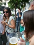 Fernanda, meine Gastgeberin am Samstag