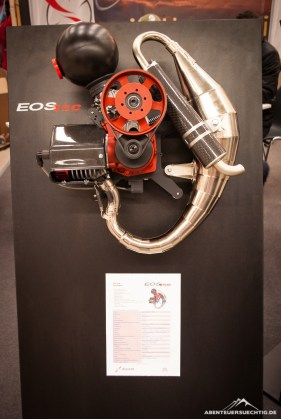 EOS 150 Motor