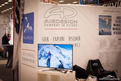 Airdesign Stand