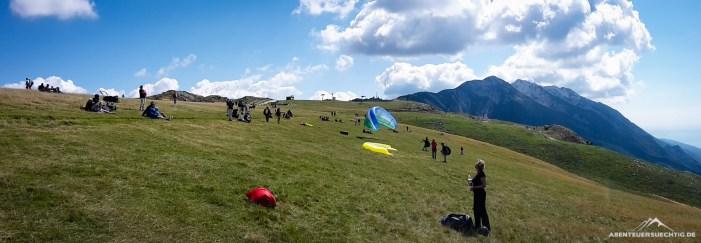 Startplatz Monte Baldo 3
