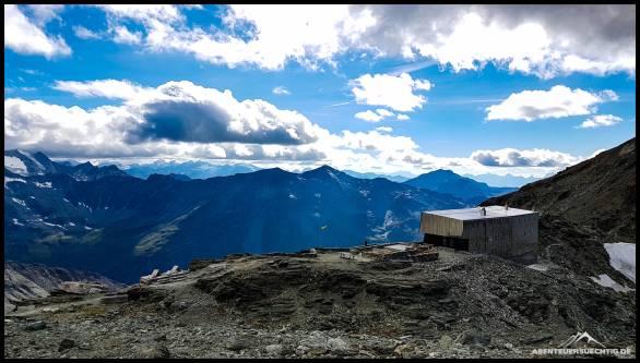 Die Cabane de Tracuit