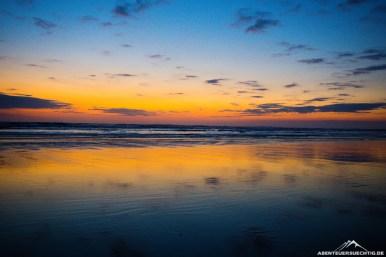Muriwai Beach - Nacht