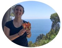 Wandern ohne Gepäck an der Amalfi
