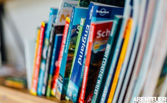 AbenteuerWege Reisen Bibliothek