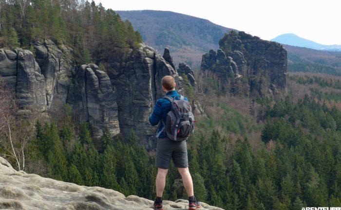 wandern elbsandsteingebirge königstein