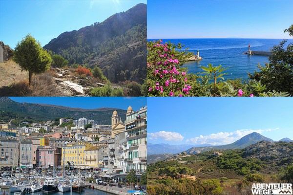 Korsika - Wandern über Berge & Küste auf der Insel der Schönheit