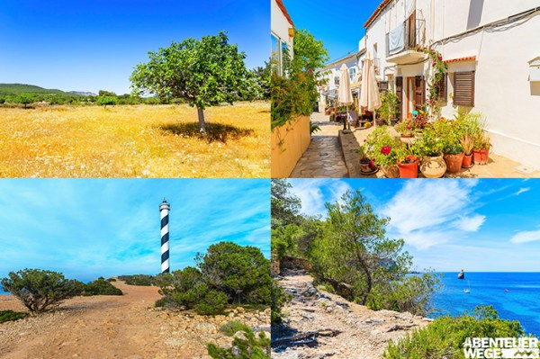 Ibiza - Wandern auf den stillen Pfaden der magischen Insel