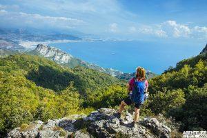 Italiens schönste Küsten zum Wandern