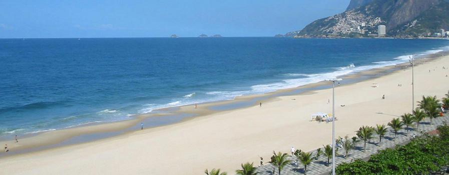 As 10 Praias mais bonitas do Brasil. Ipanema - em Aberbeach moda praia e sungas de praia