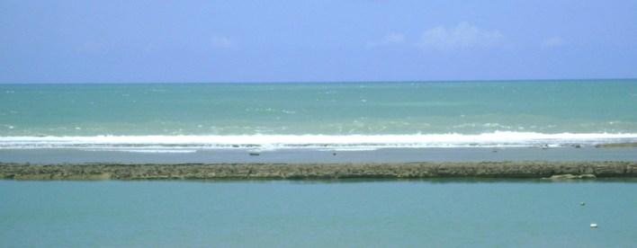 As 10 Praias mais bonitas do Brasil. Praia do Muro alto - em Aberbeach moda praia e sungas de praia